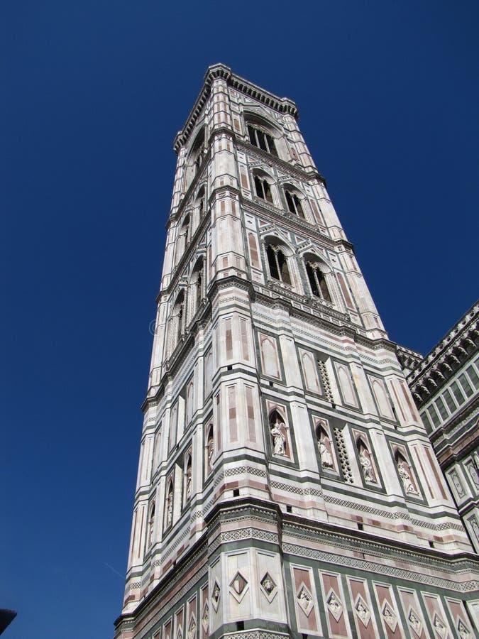Belltower de Santa Maria del Fiore photos libres de droits