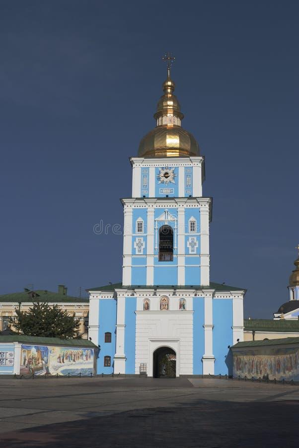 Download Belltower Of Mykhailivsky Monastery In Kiev Stock Photo - Image: 16430268