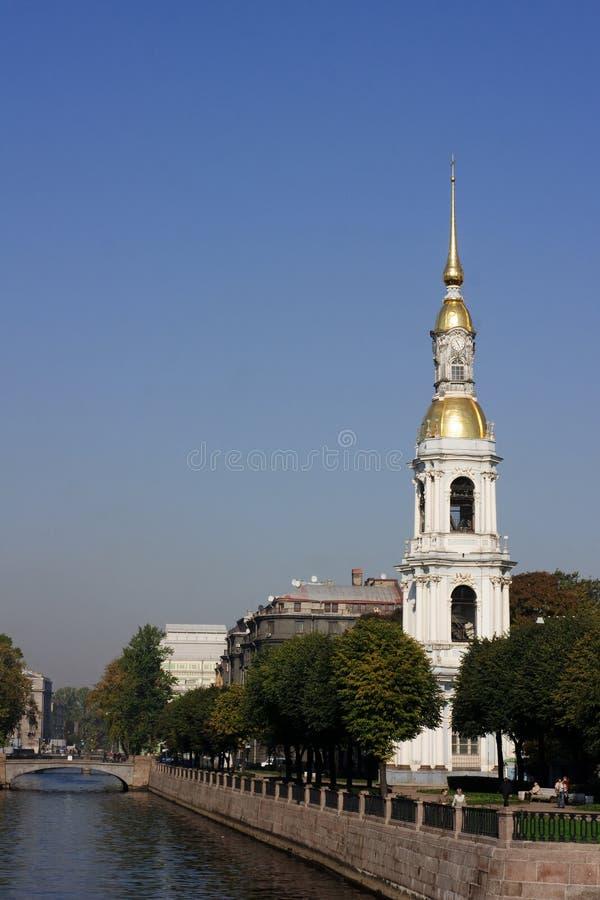 Free Belltower Of Nikolo-Bogojavlenskiy Cathedral Royalty Free Stock Photography - 9776627