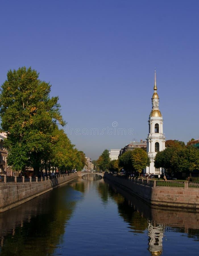 Free Belltower Of Nikolo-Bogojavlenskiy Cathedral Stock Photography - 9776632