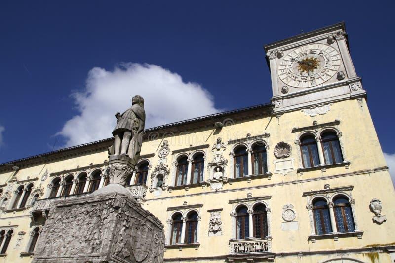 Belluno, Italia fotos de archivo libres de regalías