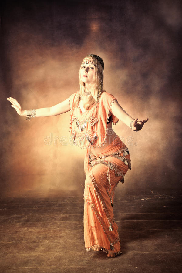 Download Belly dance stock image. Image of arabic, femininity - 23301393