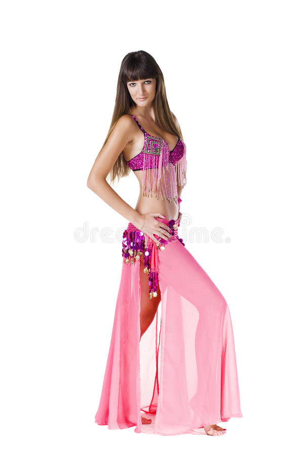 Download Belly Dancer stock image. Image of entertainment, east - 14854353
