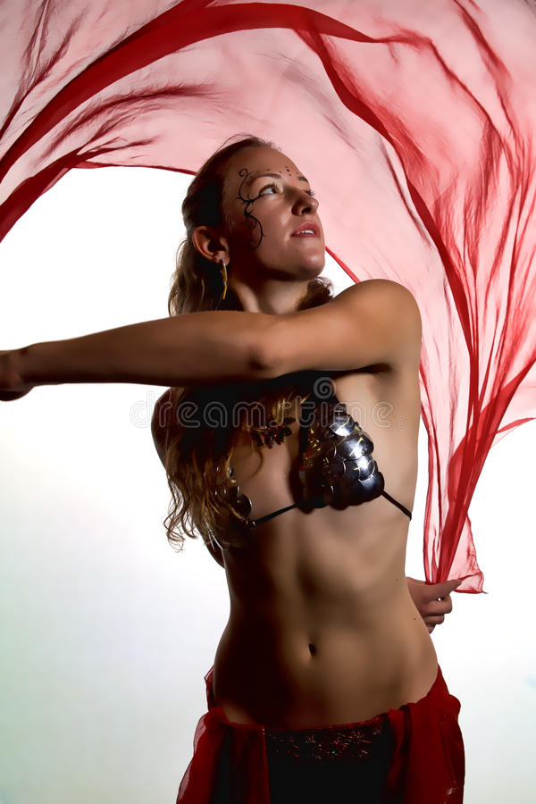Free Belly Dancer Royalty Free Stock Image - 15021646