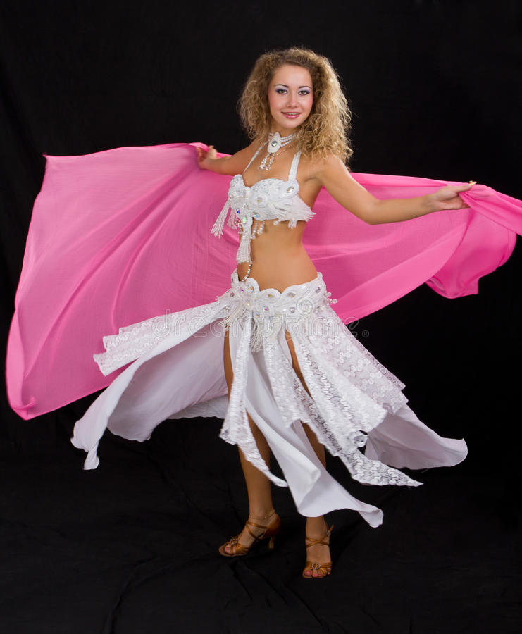 Download Belly dancer stock photo. Image of dance, asia, people - 15697032