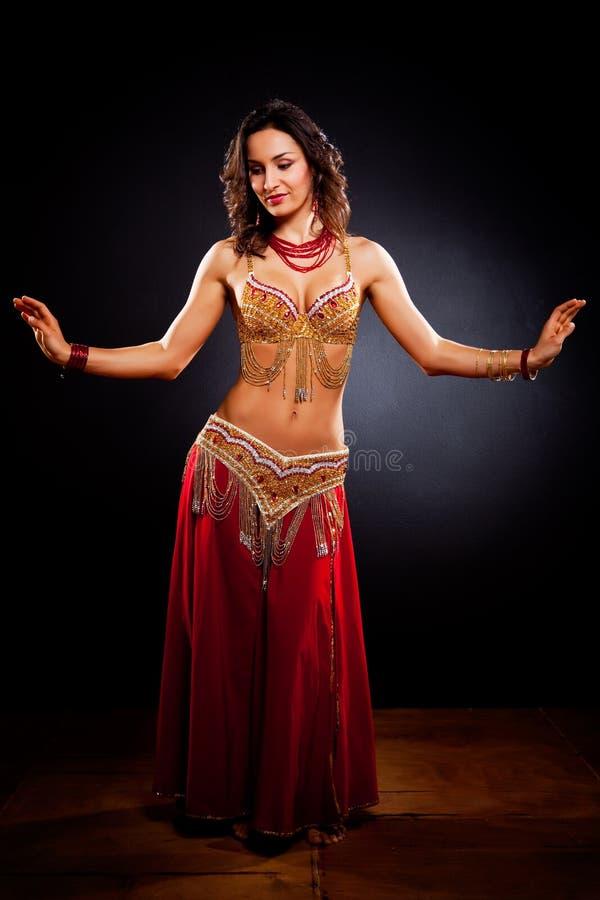 Download Belly dancer stock image. Image of ethnic, performer - 16671275