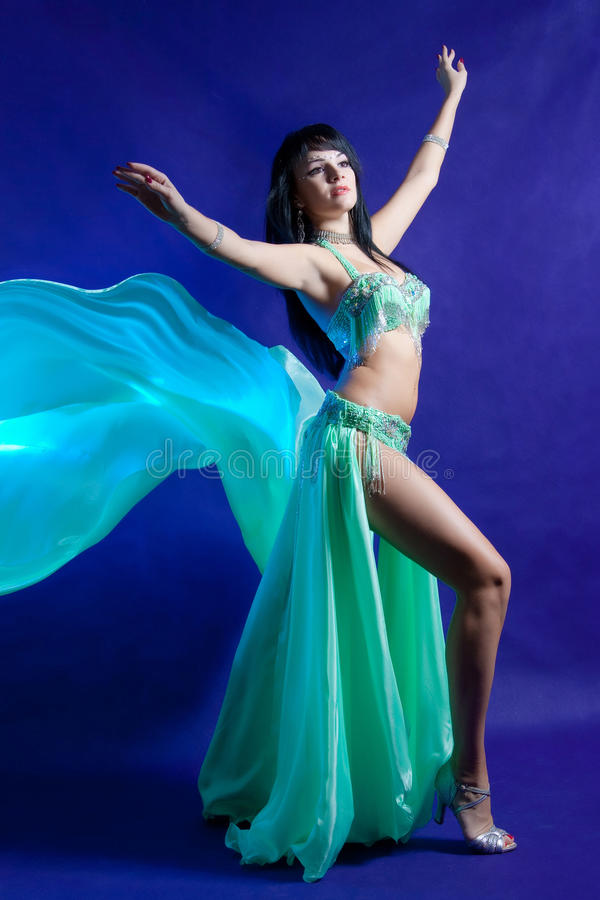 Free Belly Dancer Stock Photography - 16764452