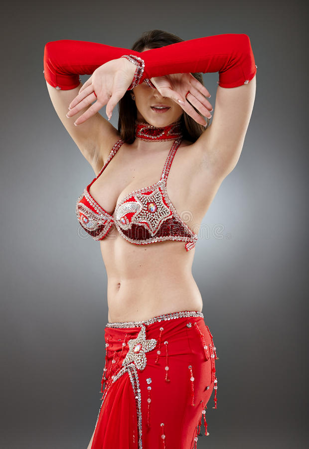 Download Bellydancer In Action Stock Photo - Image: 40657109