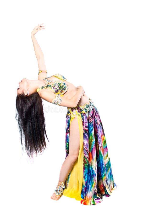Download Bellydancer girl portrait stock image. Image of fashion - 39504185
