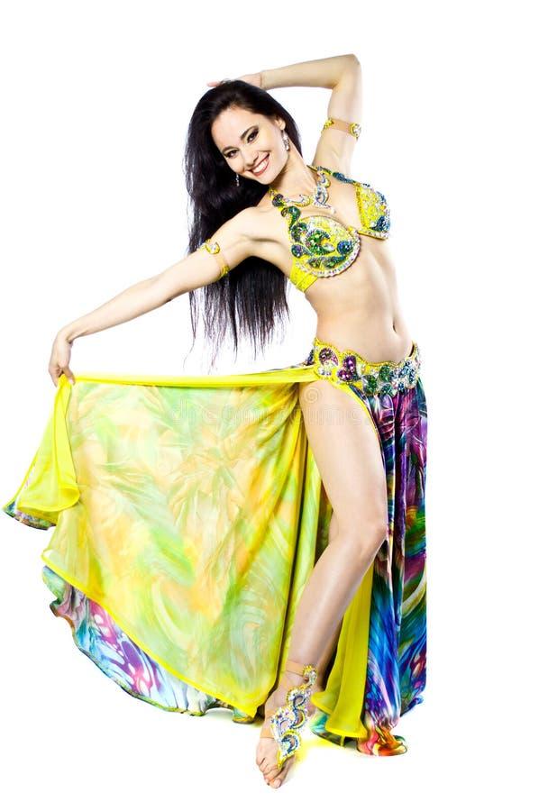 Download Bellydancer girl portrait stock photo. Image of ethnicity - 39504222