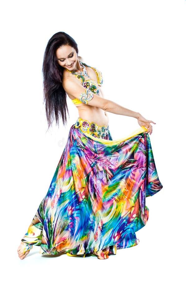 Download Bellydancer girl portrait stock image. Image of bellydance - 39504271
