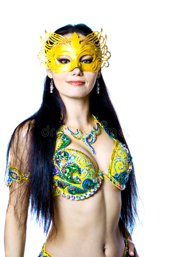 Download Bellydancer girl portrait stock photo. Image of dress - 39504724