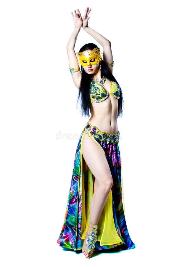Download Bellydancer girl portrait stock photo. Image of caucasian - 39504734