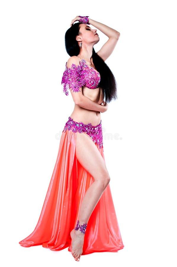 Download Bellydancer girl portrait stock photo. Image of glamour - 39504952