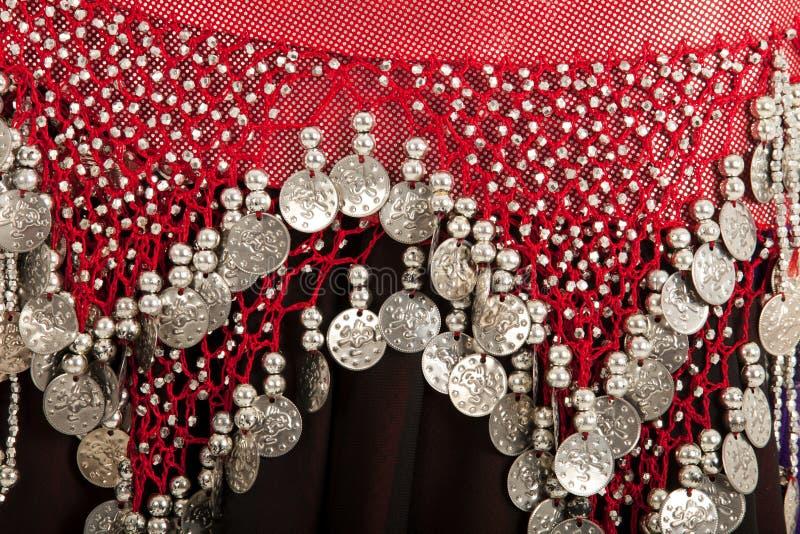 Bellydancing Costume stock photo
