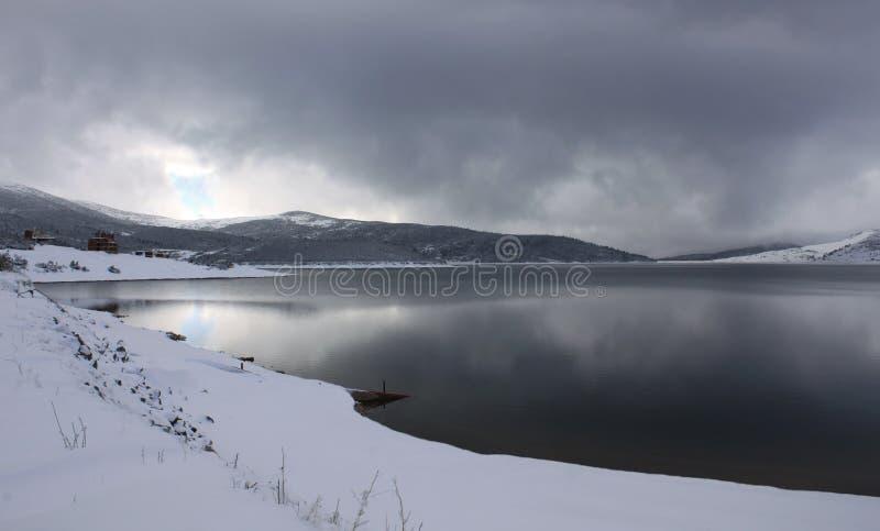 Belmeken tama w Bułgaria fotografia stock