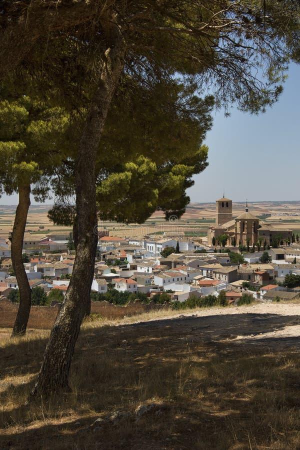 Download Belmonte - La Mancha - Spain Stock Image - Image: 26929419