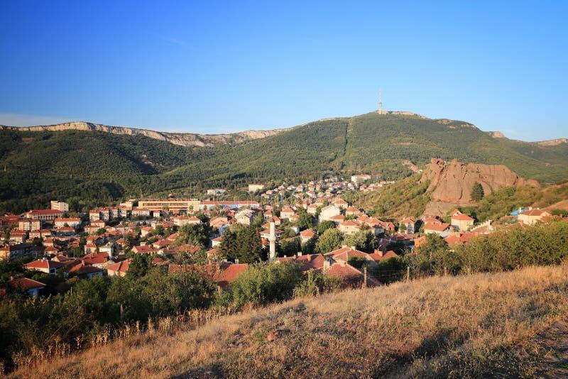 Belogradchik, Βουλγαρία στοκ εικόνα