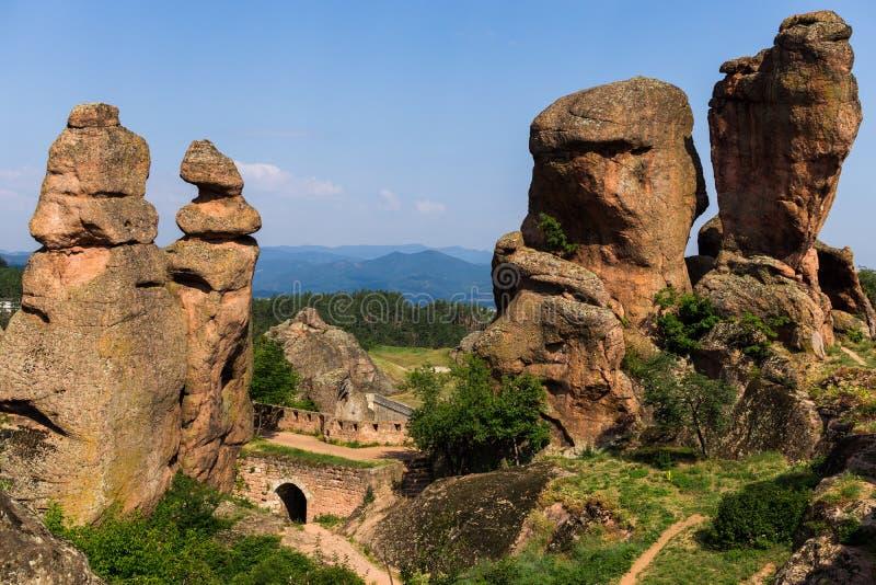 Belogradchik obrazy royalty free