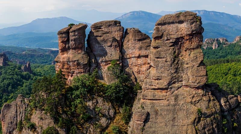 Belogradchik zdjęcie stock