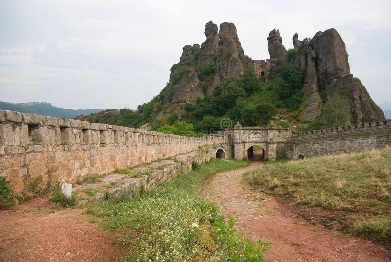 Belogradchik, Bułgaria - obraz stock