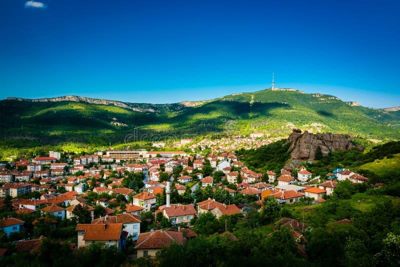 Belogradchik Bulgaria stock photography