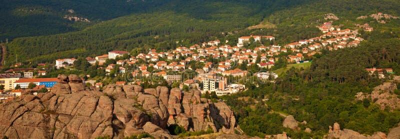 Belogradchik Panorama stock image