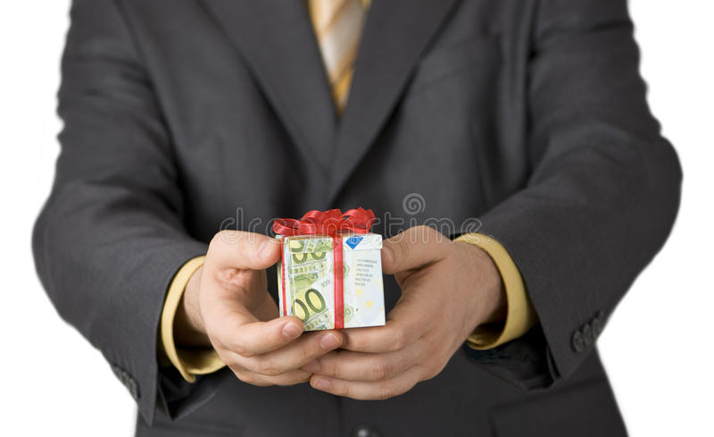 Belohnung lizenzfreie stockfotografie