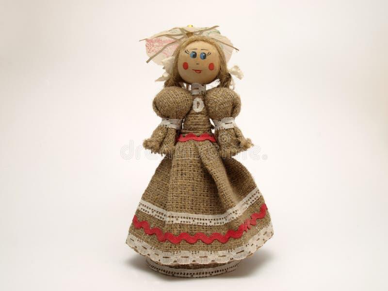 Belorussische Puppe stockbilder