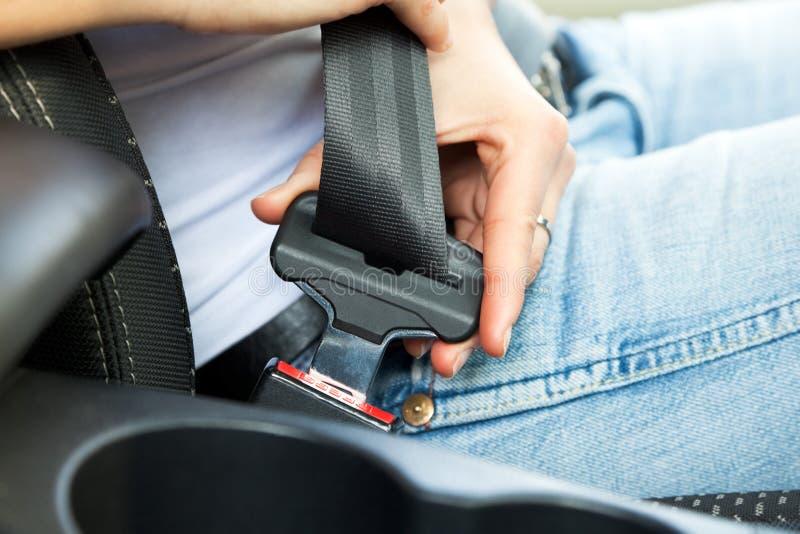 belt safety στοκ φωτογραφία με δικαίωμα ελεύθερης χρήσης