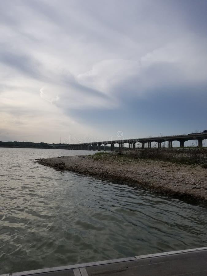 Belton del lago immagini stock libere da diritti