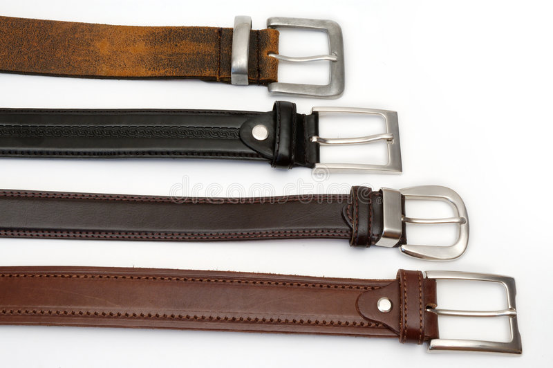 Download Belts stock photo. Image of belt, buckle, isolated, object - 454768