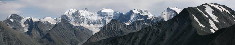 Belukha góra w Altai górach, Rosja obrazy stock
