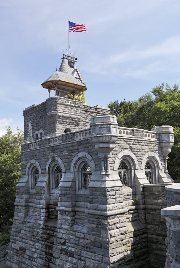 Download Belvedere Castle. Stock Images - Image: 25423214