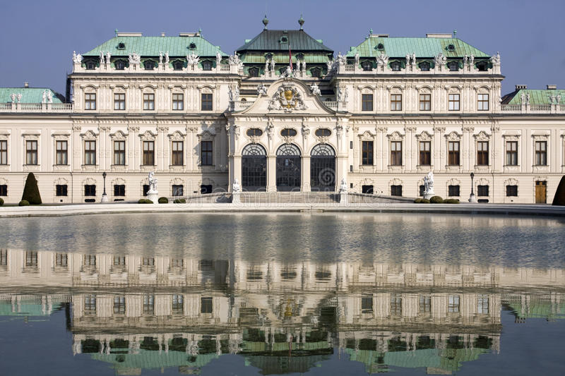 Download Belvedere Palace Royalty Free Stock Photography - Image: 26808807