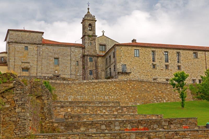 belvis女修道院 图库摄影