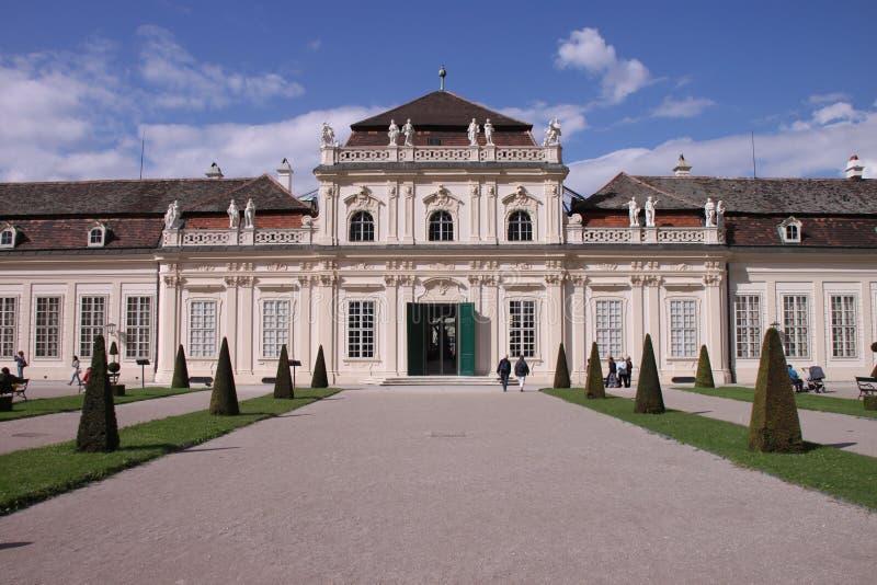 belwederu pałac fotografia royalty free