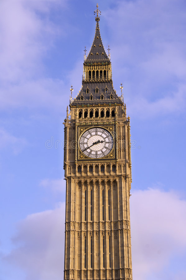 ben μεγάλος πύργος στοκ φωτογραφίες