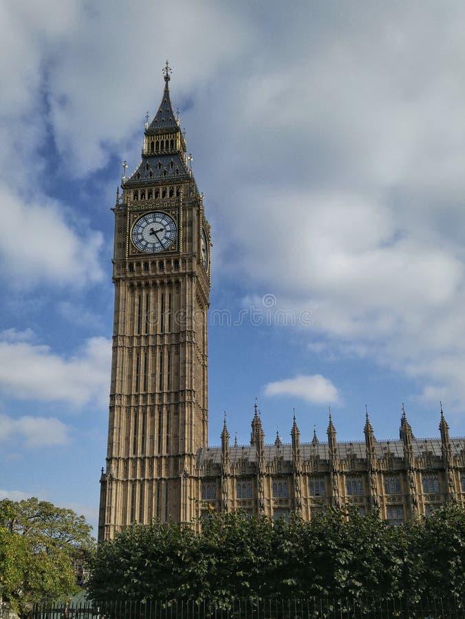 ben μεγάλο Λονδίνο στοκ εικόνα με δικαίωμα ελεύθερης χρήσης