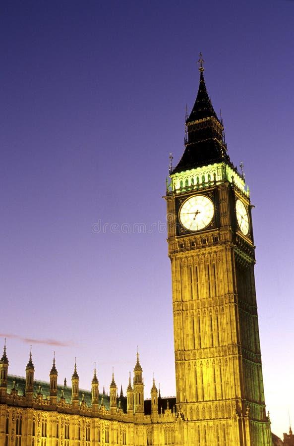 ben το μεγάλο Κοινοβούλι&omicro στοκ εικόνες με δικαίωμα ελεύθερης χρήσης