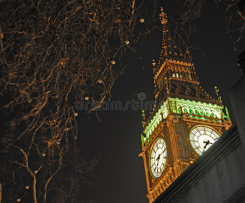 Download Ben большой стоковое изображение. изображение насчитывающей ноча - 18395317