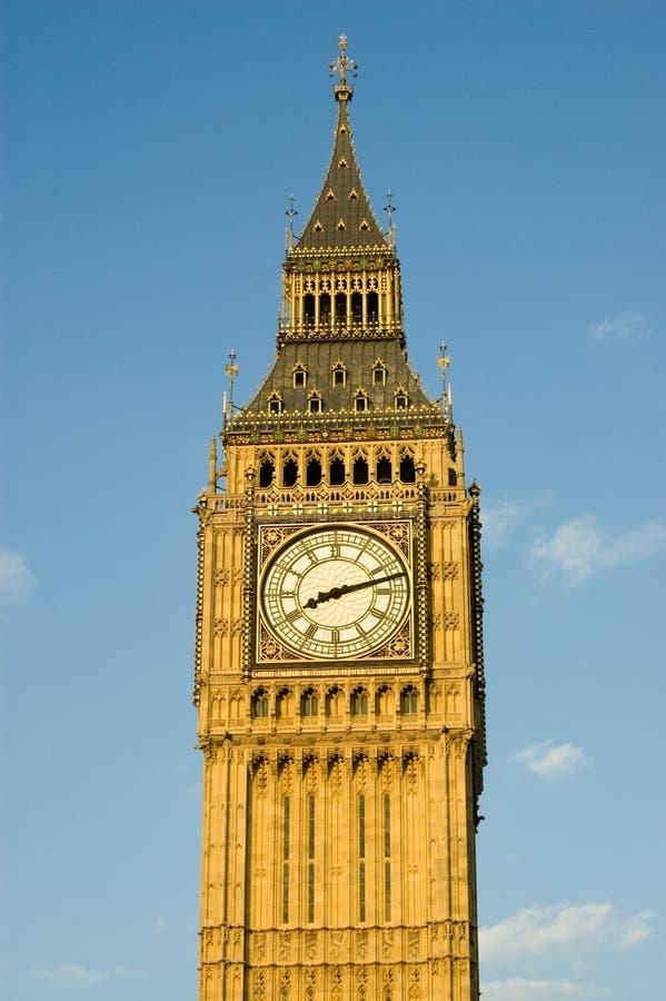 Ben большой London Стоковые Изображения