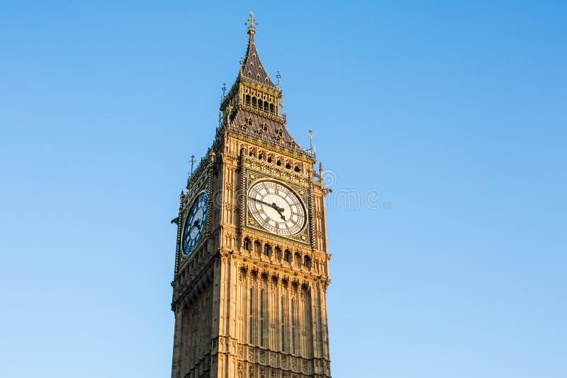 ben большой london стоковые фотографии rf