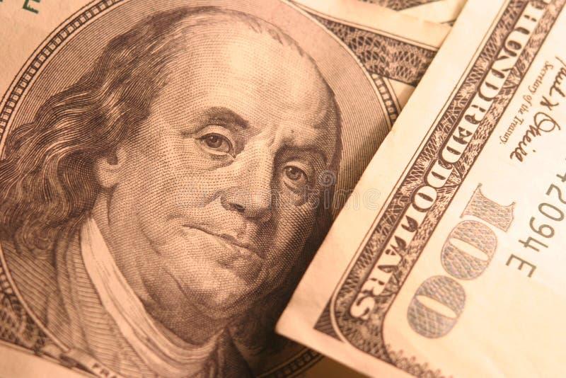 Download Ben 100 Rachunku Dolar Franklin Zdjęcie Stock - Obraz: 2008