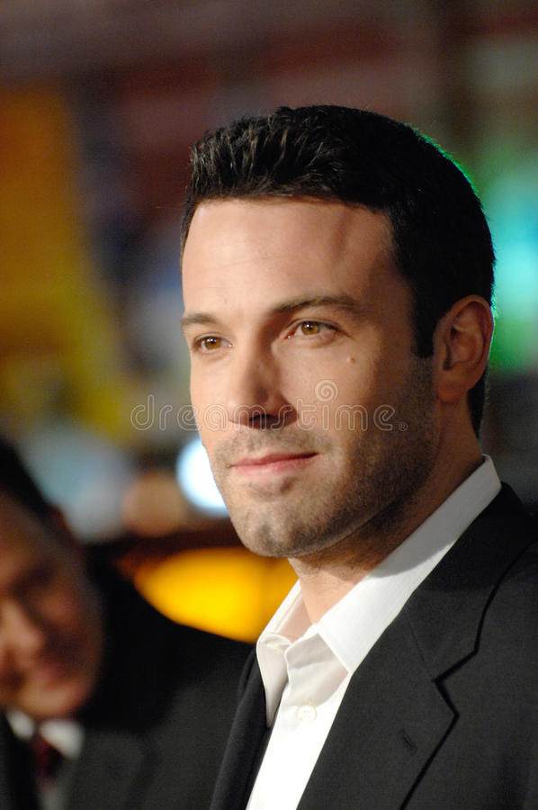Ben Affleck stock photos