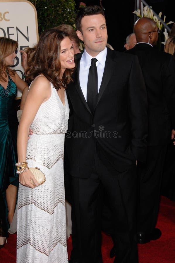 Ben Affleck, Jennifer Garner imagenes de archivo