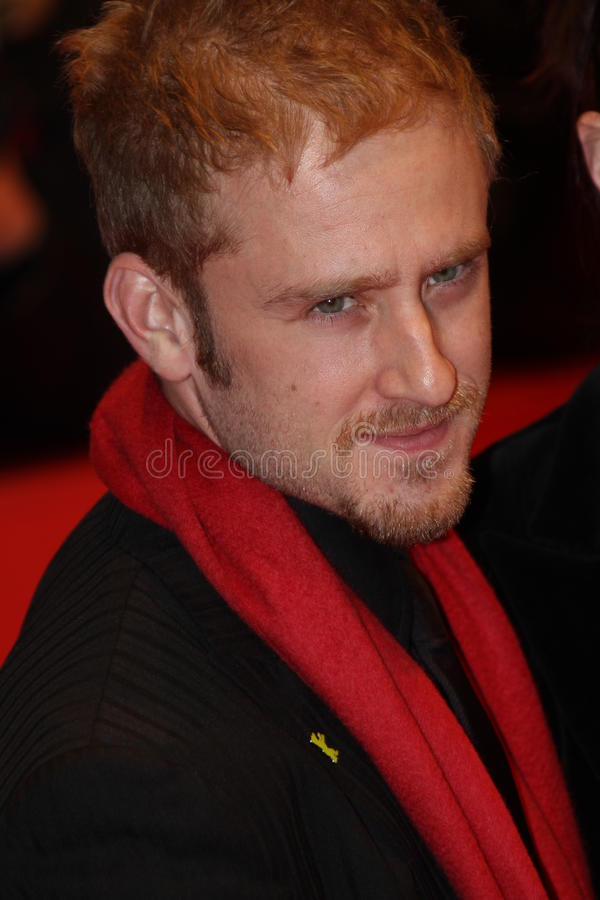 Download BEN FOSTER editorial photo. Image of berlinale, famous - 14107356