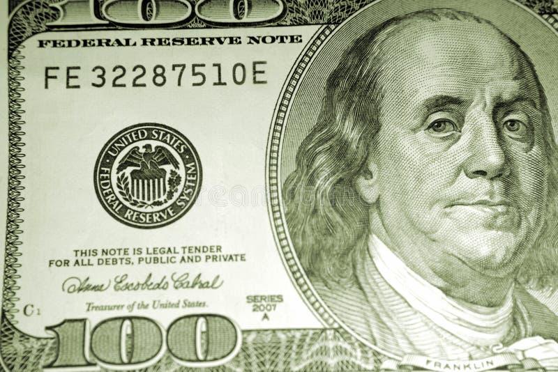 Ben Franklin Lizenzfreie Stockfotos