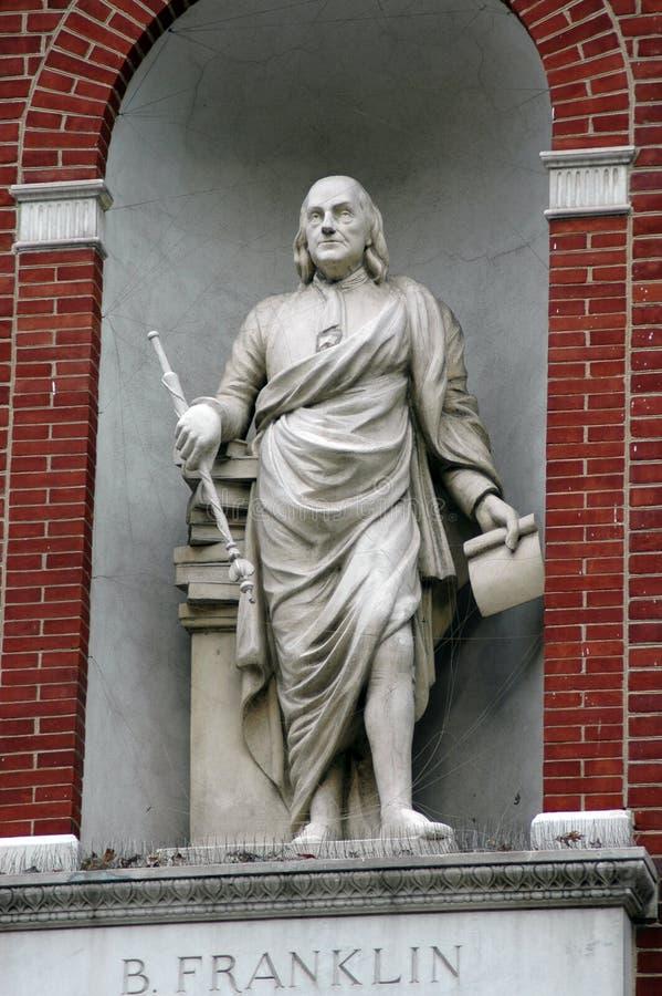 Ben Franklin royalty-vrije stock foto's