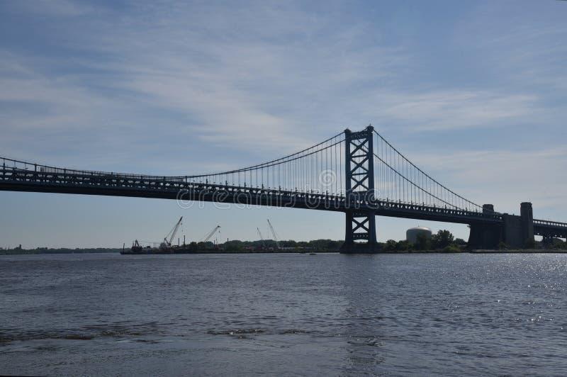 Ben Franklin most obrazy stock